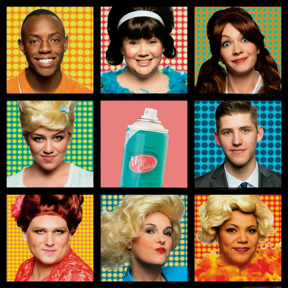 Hairspray characters
