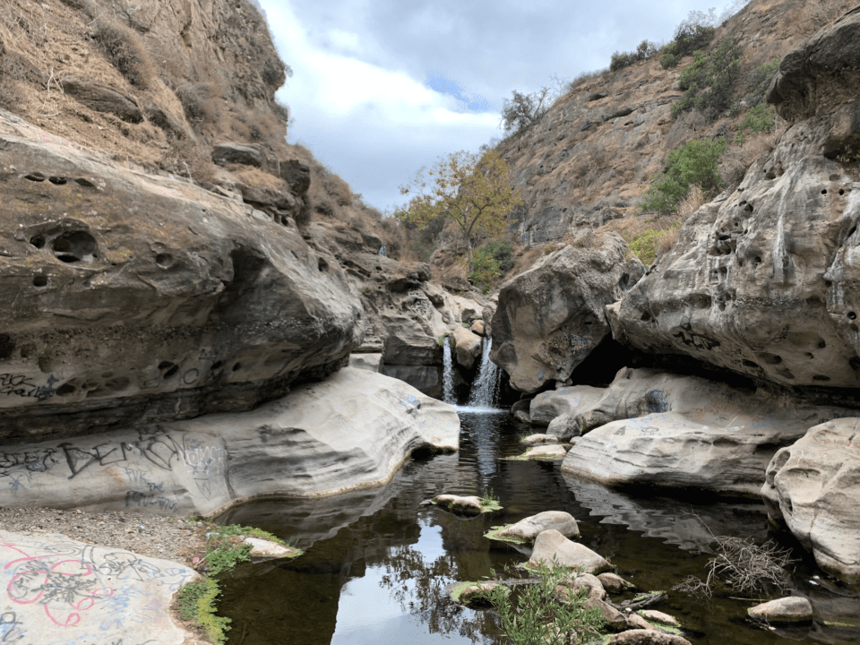 Hiker falls to death in Hill Canyon