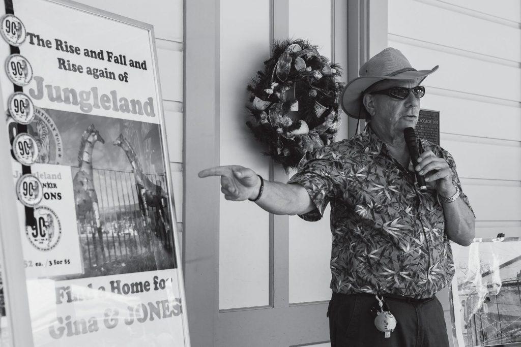 Tales Of Jungleland Told Thousand Oaks Acorn