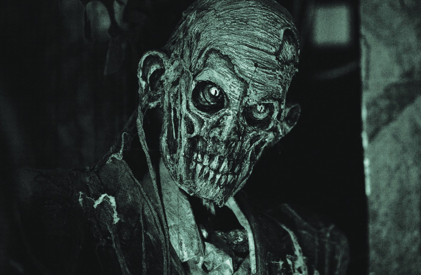 FRIGHTENING FUNDRAISERu2014The Reign Of Terror Haunted House At Janss  Marketplace Is Opening For A
