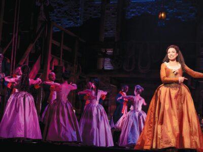 Work, work: T.O. native stars in 'Hamilton'