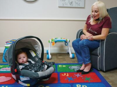 Sarah's House provides haven for women who are pregnant, in trouble